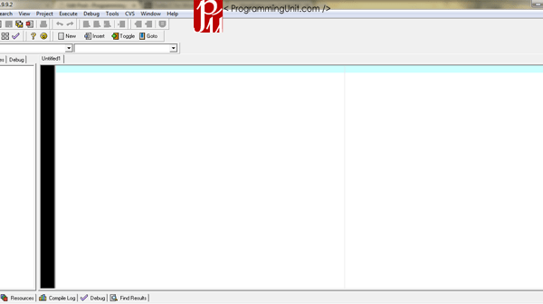 DevCPP-Screen