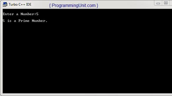 Prime-Number-using-C