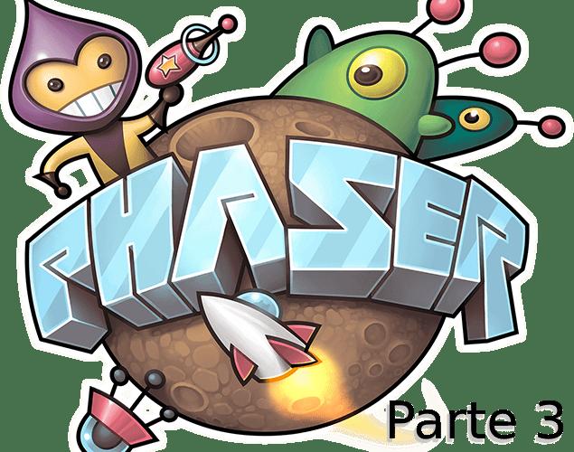 Tutorial Phaser - parte 3