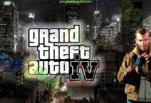 Photo of لعبة جاتا 4  Gta IV لعبة حرب عصابات الشوارع للكمبيوتر