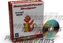 Photo of تحميل برنامج تصميم الإعلانات والبوسترات  RonyaSoft Poster Designer للكمبيوتر مجانا