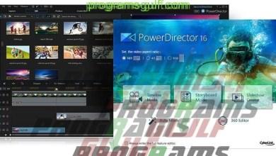 Photo of تحميل برنامج PowerDirector مجانا لتعديل أروع مقاطع الفيديو