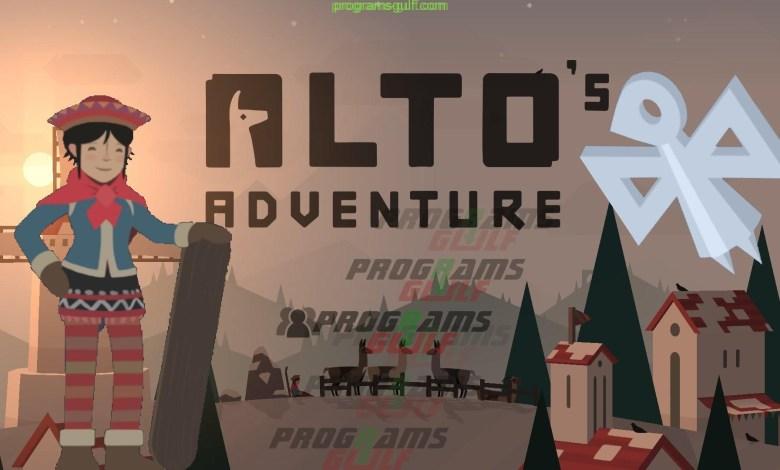 تحميل لعبة Alto's Adventure مجانا للاندرويد