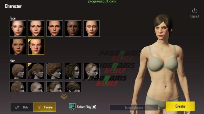من داخل لعبة pubg mobile للكمبيوتر (8)