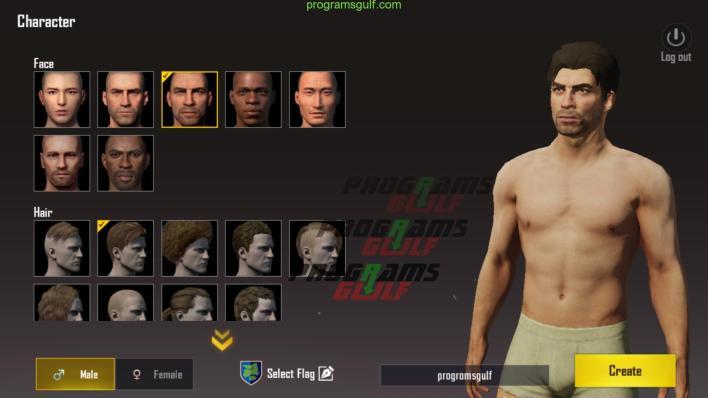 من داخل لعبة pubg mobile للكمبيوتر (9)
