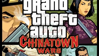 تحميل لعبة جاتا الصينية GTA Chinatown Wars للأندرويد