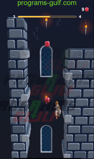 لعبة Prince of Persia: Escape