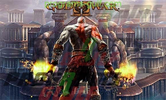 تنزيل لعبة God Of War 2 للكمبيوتر برابط مباشر ميديا فاير