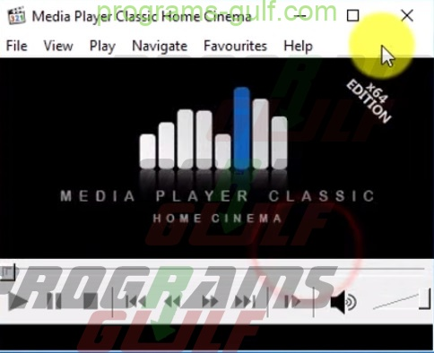 برنامج Media Player Classic