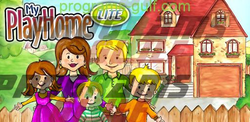 تحميل لعبة my playhome school مجانا
