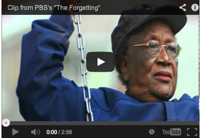 PBS The Forgetting A Portrait of Alzheimer's