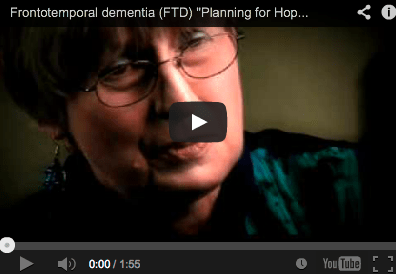 Planning for Hope Frontotemporal Dementia FTD