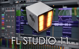 fl-studio-11 + plugins