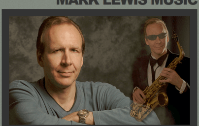 Mark Lewis Jazz Saxophonist Joins PYL Radio