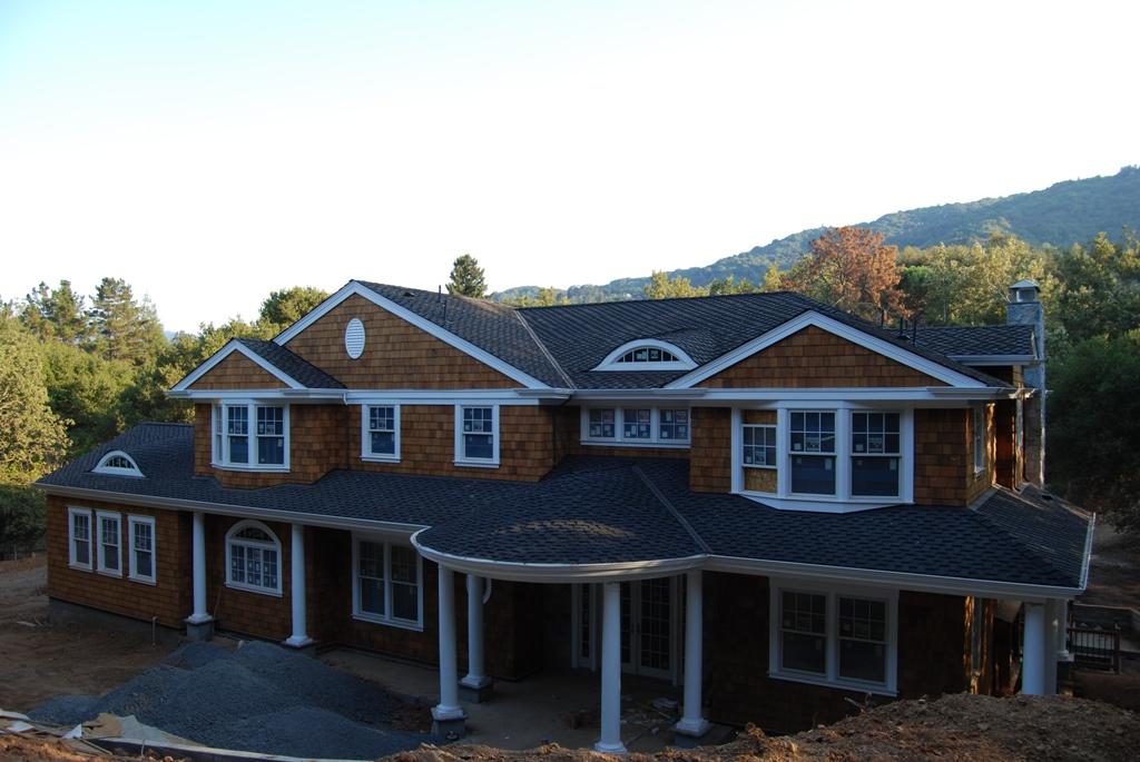 Traditional American Shingle Style Home