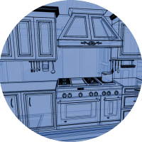 Architectural plans and Interior design