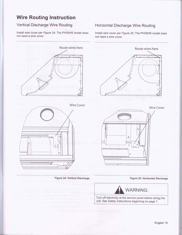 Range Hood Wiring Diagram