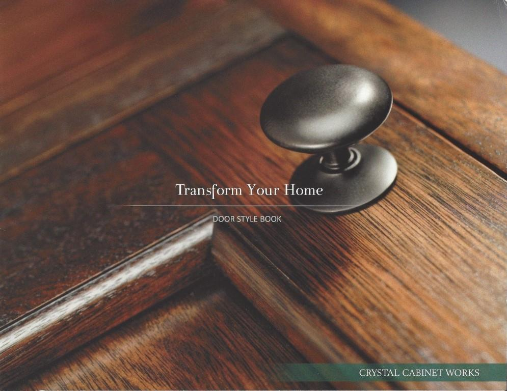 Keyline and Encore door style book