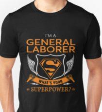 general worker - laborer