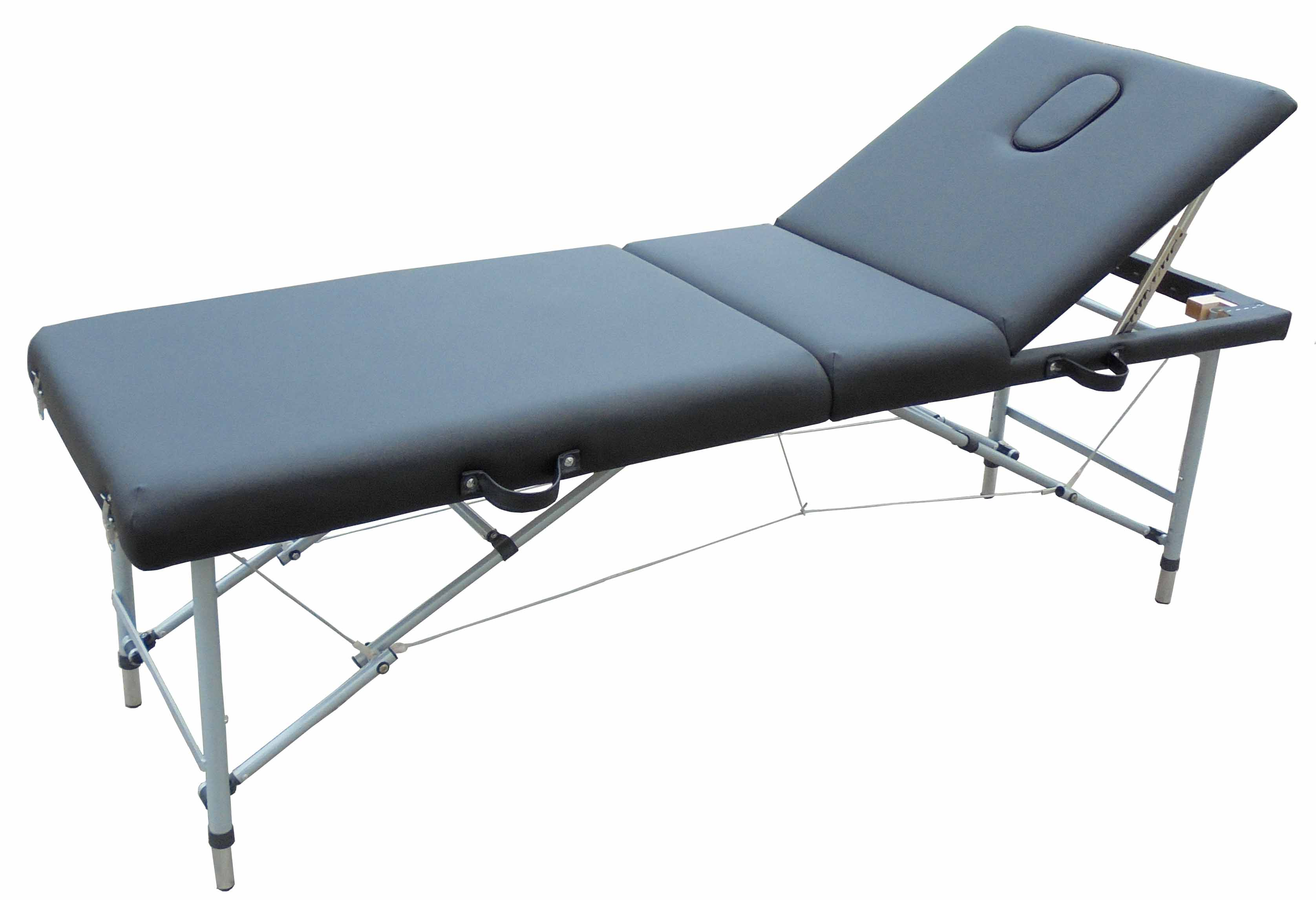 portable sofa chair metal bed with storage 9043 massage couch aluminium