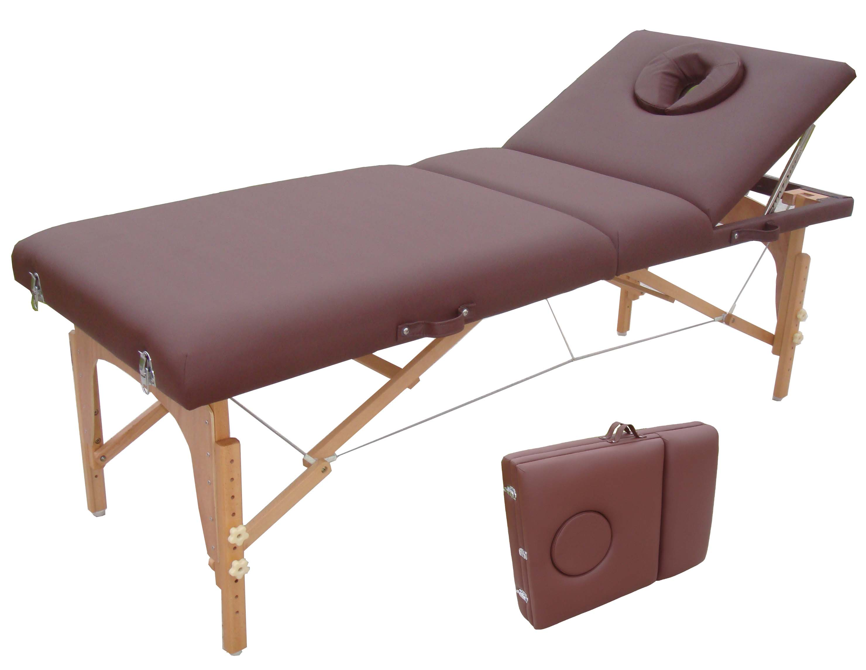 sofa portable table arizona leather quality 9045 massage couch wooden