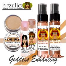 ERZULIE® GODDESS ENHANCING MINERAL MAKEUP