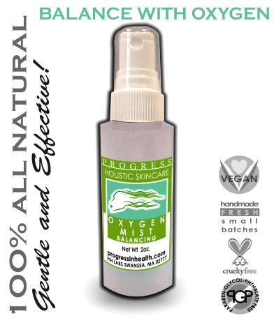 Natural Oxygen Complexion Mist & Toner