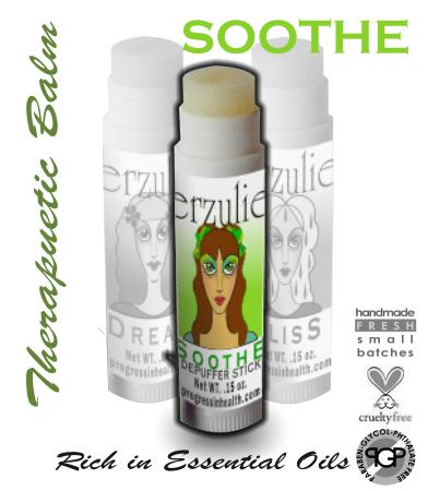 Aromatherapy Eye Depuffer Balm SOOTHE™