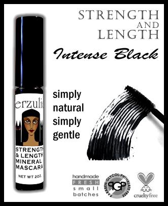 MINERAL MASCARA Intense Black