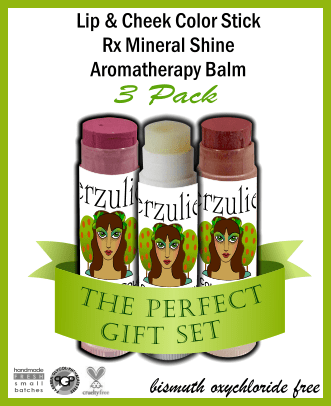 3 PACK THE PERFECT GIFT SET
