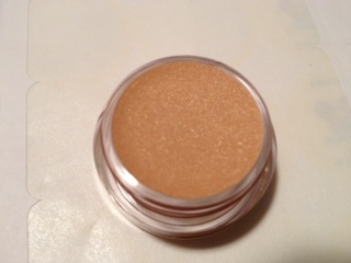 Organic Cream Highlighter/ Eyeshadow in Gilda