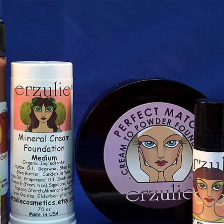 ERZULIE® Natural Cosmetics