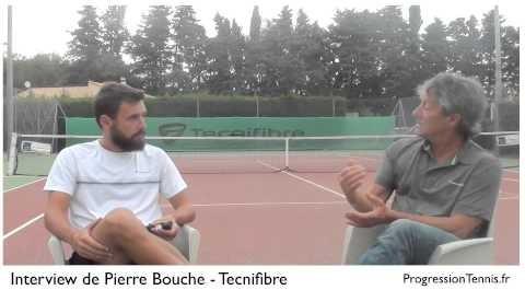 Comment Pierre Bouche de chez Tecnifibre voit l'évolution de la marque ?