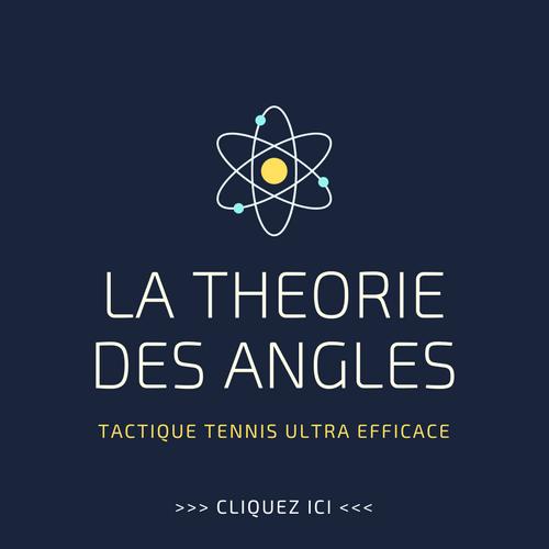 La Théorie des Angles, méthode de tennis tactique efficace