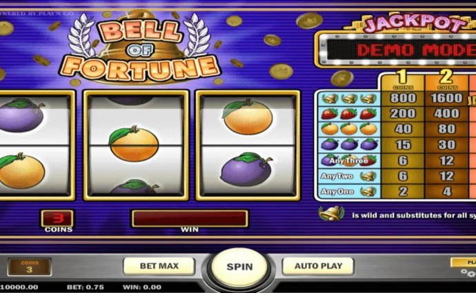 Bell of Fortune Slot