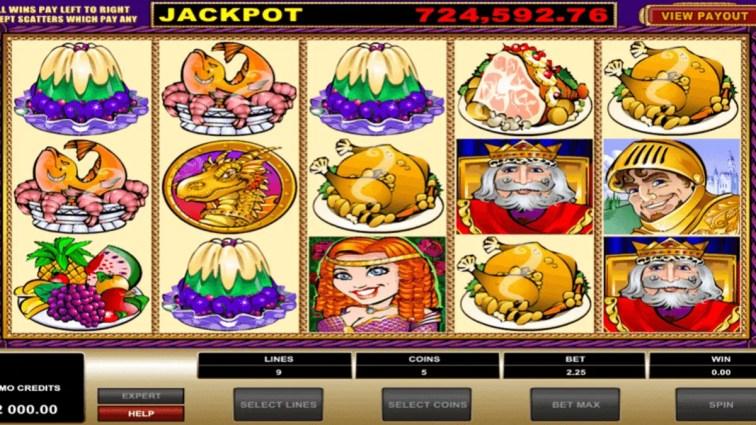 King Cashalot Slot
