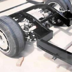 C4 Corvette Suspension Diagram Building Wiring 84-96 Irs Rear Kit Car Truck