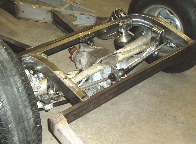 C3 Corvette Frame Restoration Kits