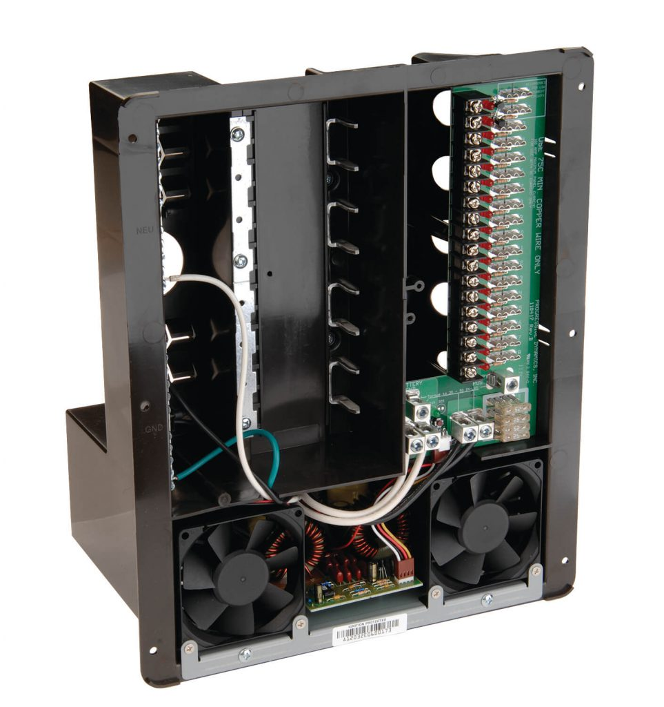 hight resolution of all in one 240v 50 amp ac dc power distribution panel rv 50 amp fuse box