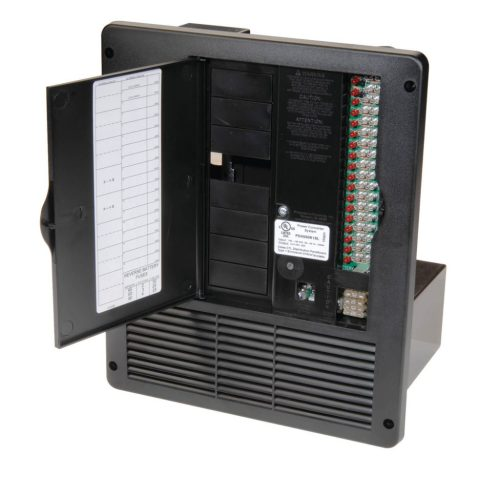 small resolution of all in one 240v 50 amp ac dc power distribution panelrv electrical fuse box