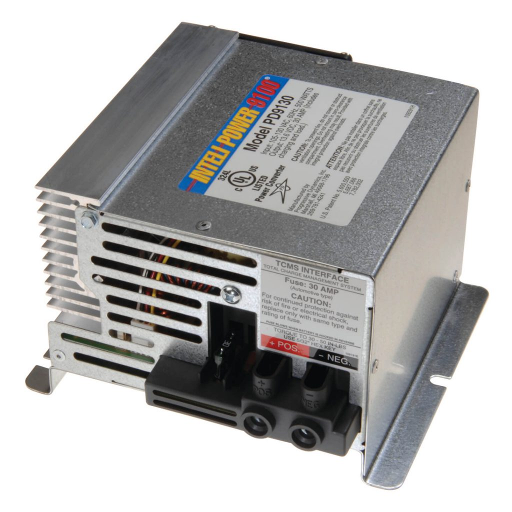 hight resolution of pd9100 series rv power converters