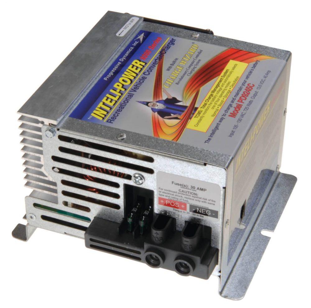 medium resolution of typical rv converter wiring diagram