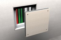 PROMAT Fire Rated Access Panels | Fireboard for Access ...