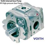 Voith IPV internal high-pressure gear pump with radial and ...