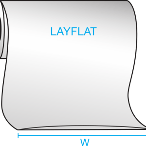 Layflat Bags on a Roll