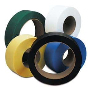 """16"""" x 6"""" Core Hand Grade Poly Strapping"""