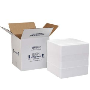Insulated Shippers and Cold Packs