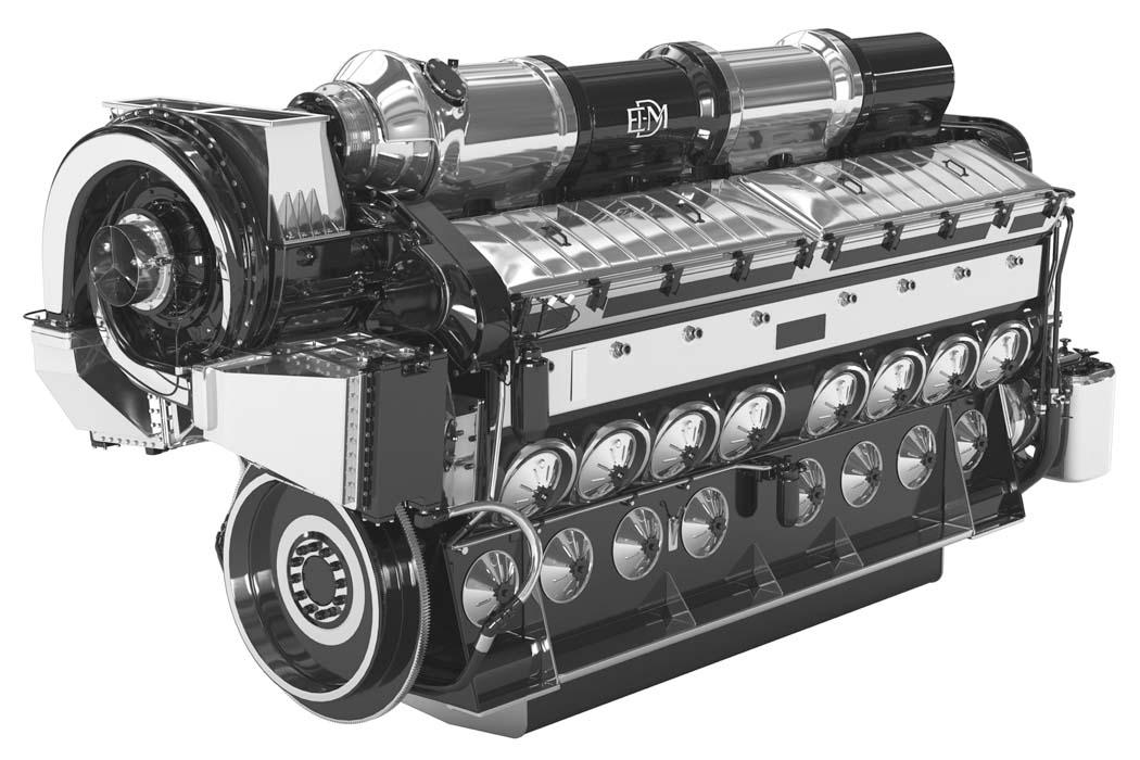 Rail Industry Component ElectroMotive Diesel Inc EMD Genuine OEM Parts Railroad Product