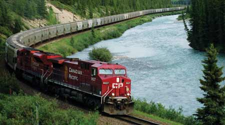 Canadian Pacific Trains