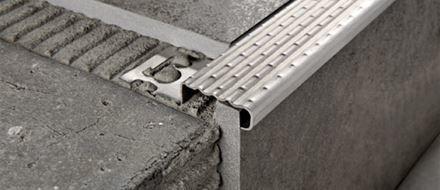 stair nosings profiles progress profiles